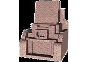 オリジナルデザイン(1.0m2)石種:マホガニー