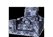 オリジナルデザイン(2.0m2)石種:マハマブルー